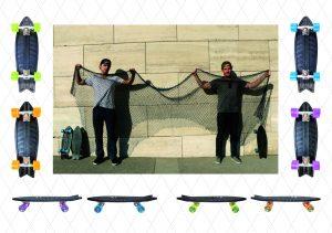 Bureo – Skateboards aus Fischernetzen
